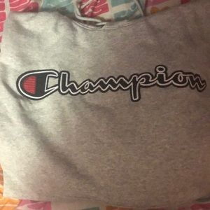champion hoodie size adult small